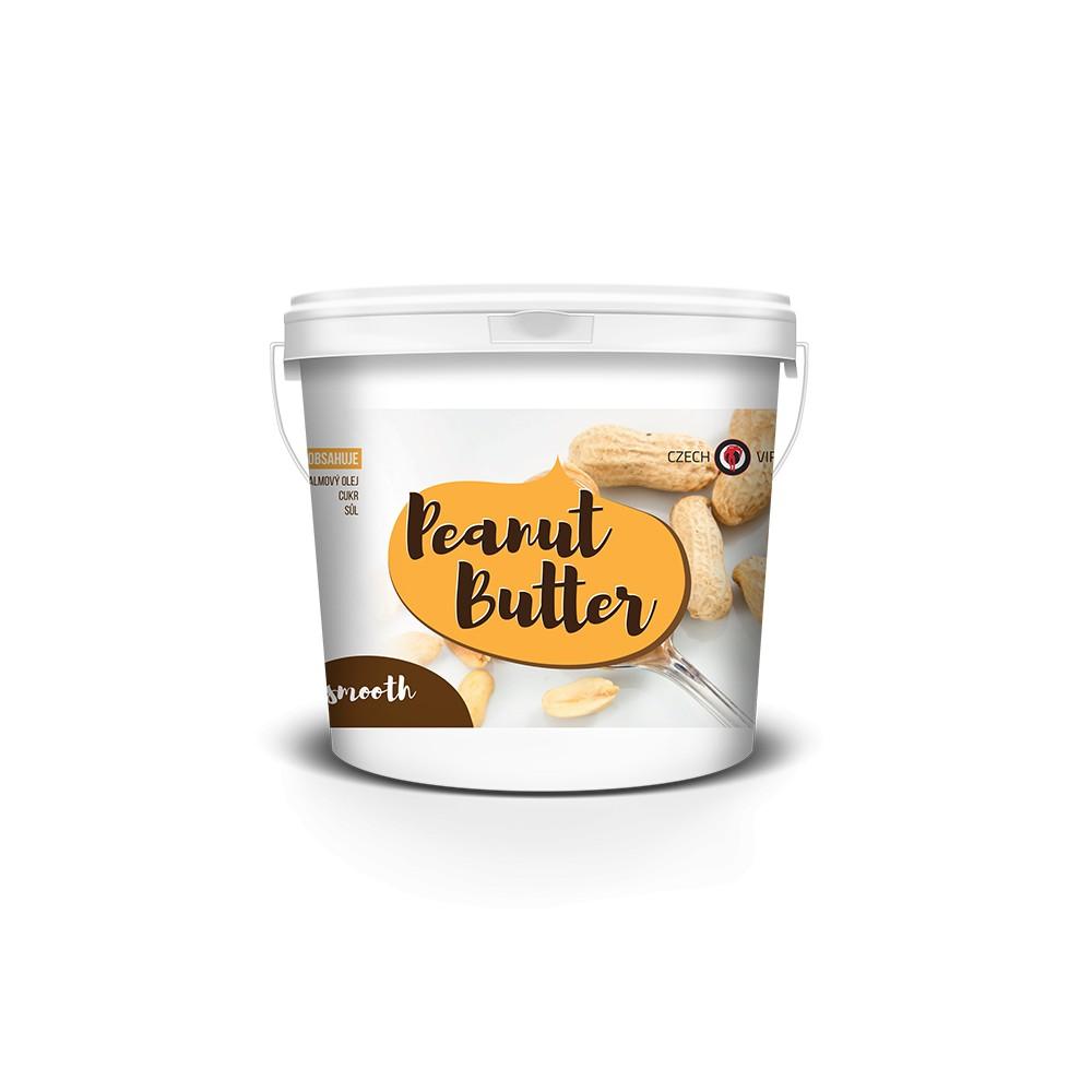 Peanut Butter arašídové máslo | Czech Virus