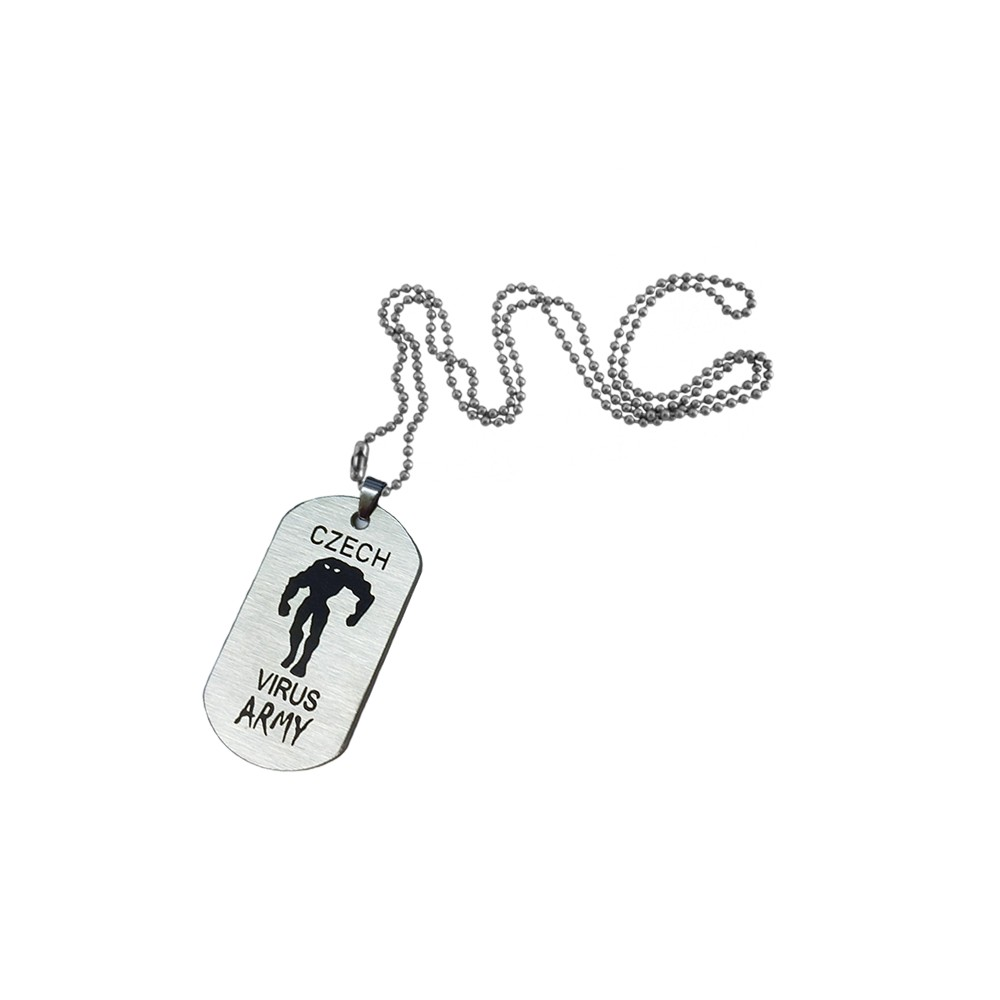 Czech Virus® Dog Tags | Czech Virus