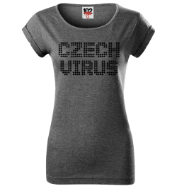 Triko Czech Virus® Dotted Dámské