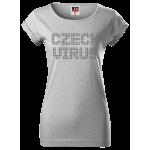 Triko Czech Virus® Dotted Dámské | Czech Virus