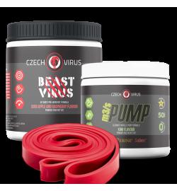 Beast Virus + m3/s PUMP + Gumy ZDARMA