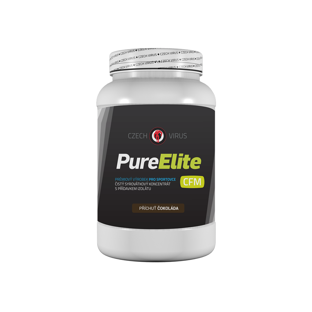 Pure Elite CFM protein | Czech Virus