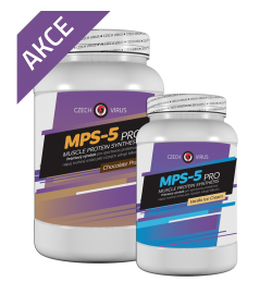 MPS-5 PRO 2,25kg Chocolate + 1 kg ZDARMA