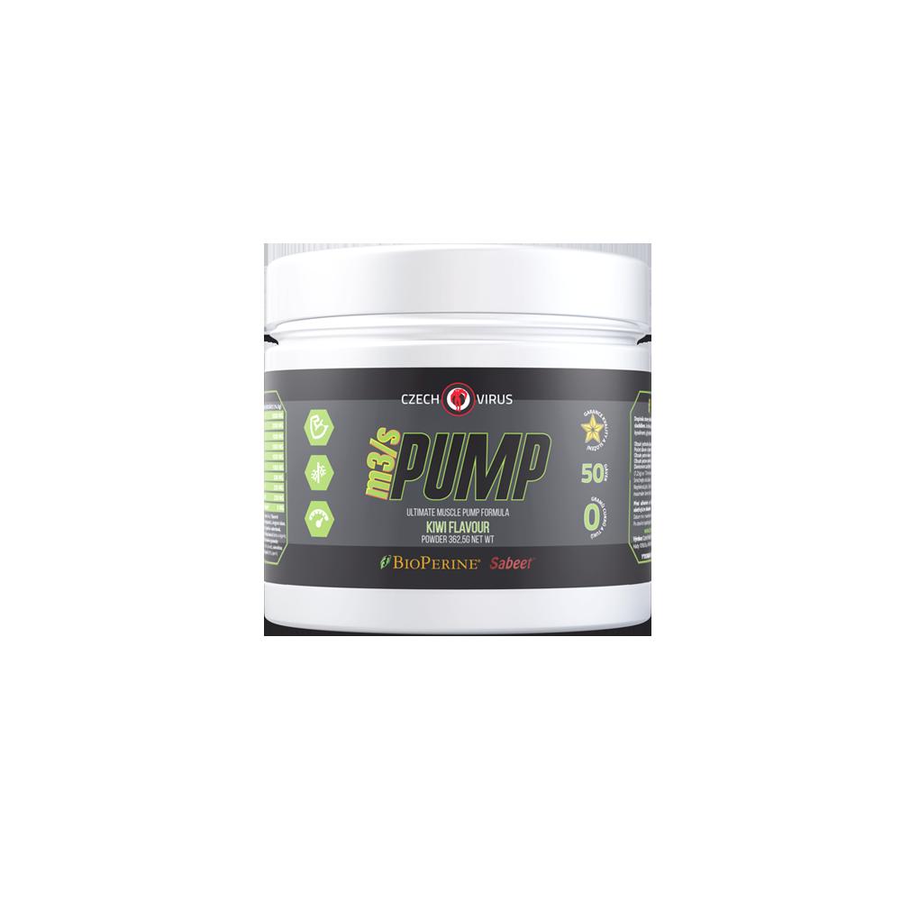 m3/s PUMP | Czech Virus