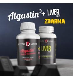 Algastin® + Liver MAX ZDARMA