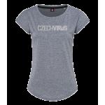 Sportovní Tričko Dámské 100% Polyester