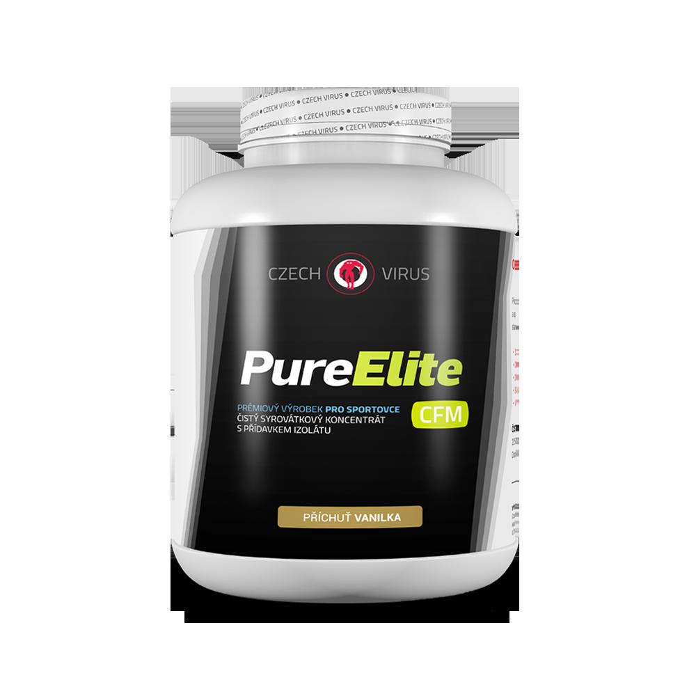 Pure Elite CFM 2,25Kg | Czech Virus