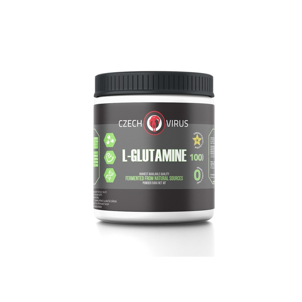 L-Glutamine | Czech Virus